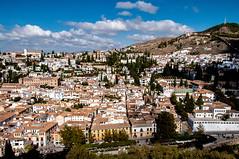 Granada view (kong niffe) Tags: alhambra granada palace españa spain spania