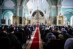 18 февраля 2020, Преподаватели семинарии приняли участие в Епархиальном собрании