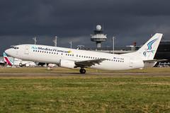 SX-MAM (PlanePixNase) Tags: hannover aircraft airport planespotting haj eddv langenhagen plane airmediterraneaen boeing 734 b734 737400 737