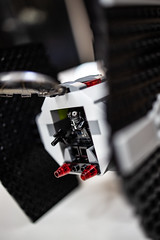 Lego tie fighter (mahmoud.haraga) Tags: lego toy tie fighter