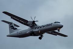 Finnair ATR72 OH-ATL (alvaro-alexis) Tags: efhk helsinki a350 a330 b737 boieng b787 norwegian finnair jal marimekkro atr