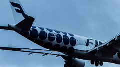 Finnair A350 OH-LWL-2 (alvaro-alexis) Tags: efhk helsinki a350 a330 b737 boieng b787 norwegian finnair jal marimekkro atr
