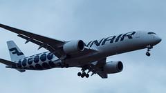 Finnair A350 OH-LWL (alvaro-alexis) Tags: efhk helsinki a350 a330 b737 boieng b787 norwegian finnair jal marimekkro atr