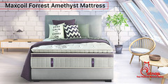Maxcoil Forrest Amethyst Mattress (Catnaplair) Tags: maxcoil forrest amethyst mattress singapore four star detense articsilk