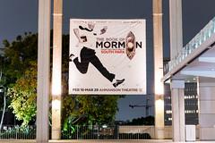 The Book of Mormon (Dvann562) Tags: panasonic lx10 lx15 longexposure dtla downtown la los angeles