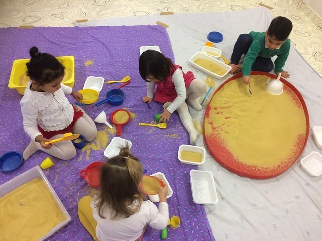 Photo 6 - Activités à la crèche familiale