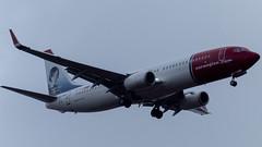Norwegian B737 EI-FVR (alvaro-alexis) Tags: efhk helsinki a350 a330 b737 boieng b787 norwegian finnair jal marimekkro atr