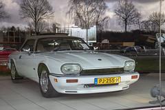 1996 Jaguar XJ-S 4.0 Convertible Celebration Edition (NielsdeWit) Tags: nielsdewit car vehicle pj255h jaguar xjs convertible 22 40 white 1996 arnhem celebration edition
