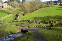 Rainow, Cheshire (philept1) Tags: outdoors countryside cheshire view macclesfield rainow seat bridge brook footpath