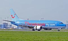 Photo of Boeing 737-36N G-THON