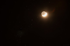always a moon (19) (birdcloud1) Tags: moon luna crescent crescentmoon stars nightsky night canoneos80d eos80d canon70300mmlens 70300mmlens amandakeoghphotography amandakeogh thebutterflyeffect birdcloud1 alwaysamoon