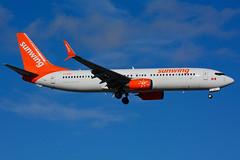C-FWGH (Sunwing Airlines) (Steelhead 2010) Tags: sunwingairlines boeing b737 b737800 yyz creg cfwgh