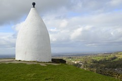 White Nancy, Bollington, Cheshire (philept1) Tags: outdoors countryside cheshire view macclesfield white nancy bollington folly kerridge