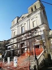 restauro facciata chiesa 3