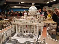Miniatur Wunderland - St Peter's Basilica