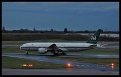 AP-BMG (Lewis_Hurley) Tags: apbmg b777 boeing boeing777 777 retro pia pakistaninternationalairlines bhx egbb birmingham birminghaminternationalairport airport nikon photography uk england warwickshire plane aviation aircraft jet