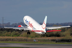 G-TOYI (Steve Perry B) Tags: b737 bmibaby manchester