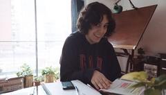 vica tcp (natisalvatierra) Tags: home girlfriend study