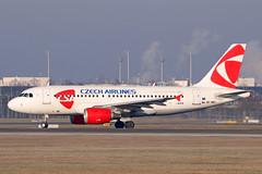 CSA / OK-MEL / A 319-112 (karl.goessmann) Tags: csa airbus a319112 okmel muc