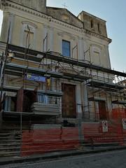 restauro facciata chiesa 2