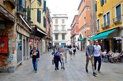 Strolling Through Venice (Joe Shlabotnik) Tags: italia venezia 2019 italy violet venice april2019 sue afsdxvrzoomnikkor18105mmf3556ged
