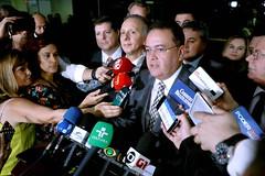 19-02-20  Coletiva de impresa sobre a instalação de comissão mista da reforma tributária - Foto Gerdan Wesley  (11)