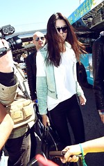 May 14th 2014 Arrived at Nice Airport in France (kendalljenner.my.id) Tags: sensuality cute hair people fashion love portrait jenner kendall sensual girl beauty beautiful young closeup style glamour kendjenfp