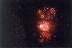 Image (santos.apodaca) Tags: disneyland 1996 may may1996 california fireworks disneyfireworks