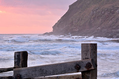 St Bees Last Light (Jason Connolly) Tags: stbees cumbria cumbrianlandscape waves sea sunset england uk