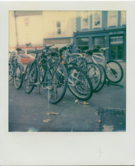 I want to ride bicycle (M.A.Large Photography) Tags: oxford oxfordshire exposure photo photography photos photooftheday pic polaroid bike bikes color colour colourful retro city iso 640 iso640 film flickr filmphotography flim format day summer street sun sunny style summertime tags camera instant vintage great old