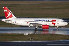 CSA Czech Airlines A319-112 OK-NEM (wapo84) Tags: bru ebbr a319 csa oknem czechairlines