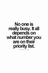 ❝ No one is really busy… (iQuotes) Tags: quotes iquotes sayings inspirationalquotes lifequotes lovequotes positivequotes wisdom motivational motivation life love inspirational inspiration positive quote vibes notes selfnote