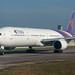Thai Airways Boeing 777-300; HS-TKD@SIN;29.11.2019