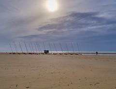 Rayon de soleil sur la côte d'Opale