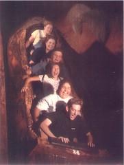 Disneyland 05-31-1996 (santos.apodaca) Tags: disneyland 1996 may may1996 california bertha glen amanda santos