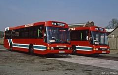 Photo of G937MYG G934MYG London Buses LBL Westlink DA6 DA9