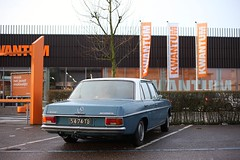 54-74-TS (timvanessen) Tags: 5474ts original dutch mercedes mercedesbenz 220