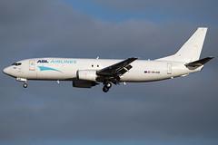 ASL Airlines Belgium B737-4Z9(SF) OE-IAB (wapo84) Tags: bru ebbr b737 oeiab asl