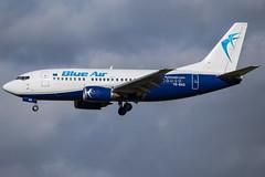 Blue Air B737-5L9 YR-BAG (wapo84) Tags: bru ebbr b737 yrbag blueair