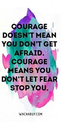 ❝ Courage… (iQuotes) Tags: quotes iquotes sayings inspirationalquotes lifequotes lovequotes positivequotes wisdom motivational motivation life love inspirational inspiration positive quote vibes notes selfnote
