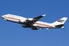 A6-HMM / Dubai Air Wing / Boeing 747-48E(M)