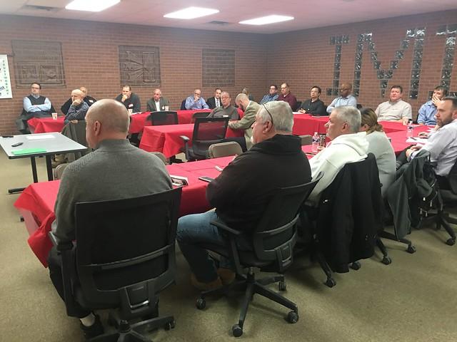 Masonry Day w/ Membership Meeting & Rainscreen Expo - December 3, 2019