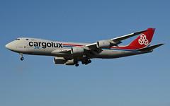 Cargolux 747-8R7(F) (LX-VCI) LAX Approach 3 (hsckcwong) Tags: cargoluxairlines cargolux 7478r7f 747800f 747800freighter lxvci lax klax