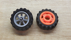 Custom Motorcycle Wheel 15 x 6 mm with Pin Hole (4K) (František Hajdekr) Tags: lego buildingblocks tip help tips inspiration design manual moc myowncreation toy model buildingbricks bricks brick builder buildingtoy howto 50862 motorcycle motorbike moto wheel tire custom 18896 chassis print printer 3dprint 3d prusa prusament petg pin hole 15x6 21x6 rim