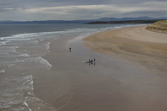 Tullan Strand (Julie McGovern) Tags: donegal ireland beach strand tullan sea sand seascape