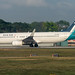 Silk Air Boeing 737-800; 9V-MGN@SIN;29.11.2019