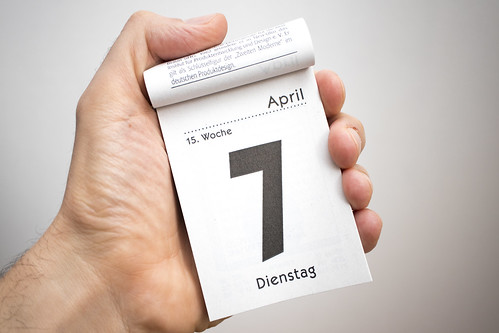 07. April – Tag des Bibers