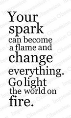 ❝ Your Spark… (iQuotes) Tags: quotes iquotes sayings inspirationalquotes lifequotes lovequotes positivequotes wisdom motivational motivation life love inspirational inspiration positive quote vibes notes selfnote