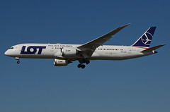 LOT Airlines 787-900 Dreamliner (SP-LSA) LAX Approach 3 (hsckcwong) Tags: lotairlines 787900 7879 787 dreamliner splsa lax klax