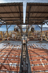 I see you (oxybis_photos) Tags: industrie construction metal iseeface urbex